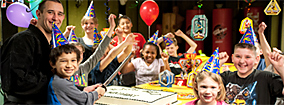 Karate Birthday Parties for Kids